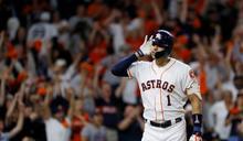 MLB/柯瑞亞起死回生再見全壘打 太空人追光芒只剩1場