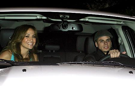 J. Lo Buys Beau Casper Smart a New Truck for His Birthday