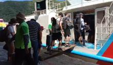 快新聞/中秋連假 綠島兩團遊客「不滿插隊」大打出手