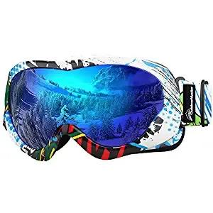 OutdoorMaster Kids Ski Goggles. (Photo: Amazon)