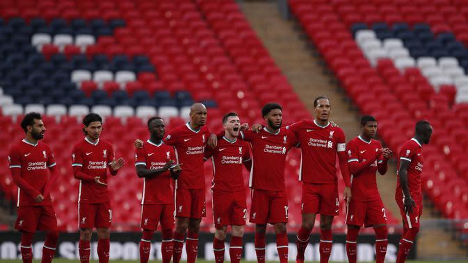 Dikalahkan Arsenal, Jurgen Klopp Temukan Kelemahan Liverpool