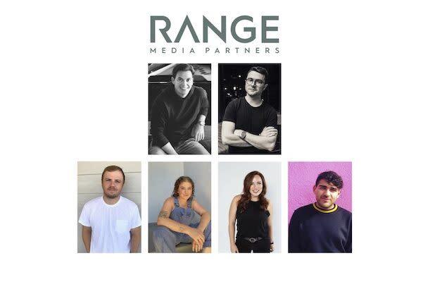 Range Media Partners Taps Matt Graham to Lead Music Division