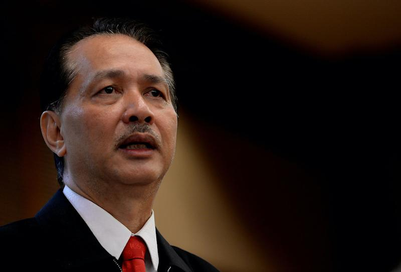 Health director-general Datuk Dr Noor Hisham Abdullah said Malaysia's fourth largest Covid-19 cluster has officially ended. — Bernama pic