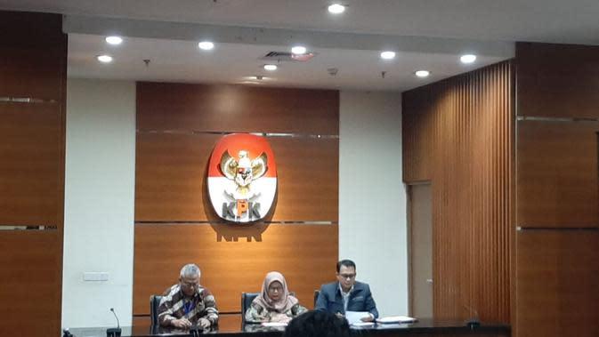 KPK Tetapkan Komisioner KPU Wahyu Setiawan Tersangka Suap Penetapan Anggota DPR