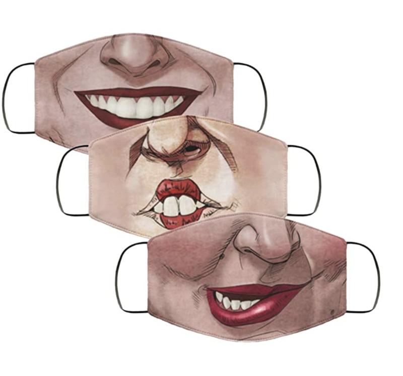Molisell Hocus Pocus Masks