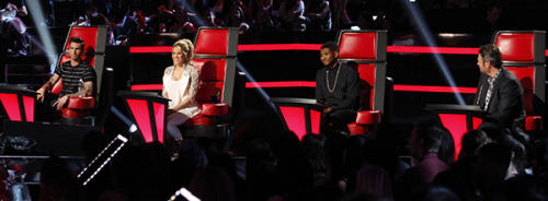 """Imagine There's No Coaches: John Lennon """"Auditions"""" for 'The Voice'"""