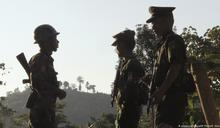 緬甸反叛武裝:收到中國新冠疫苗
