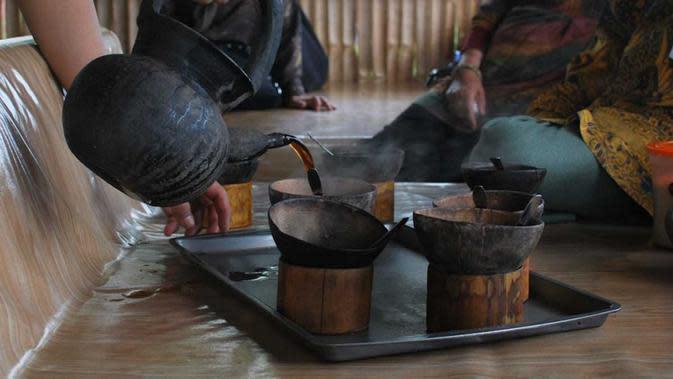 ilustrasi minuman unik khas Sumatera Barat yang bisa menyehatkan badan/kamerabudaya.com
