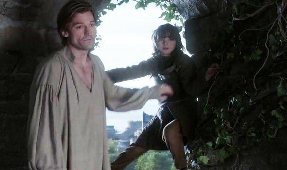 Bran Stark was pushed by Jamie Lannister Game of Thrones episode 1 season 1
