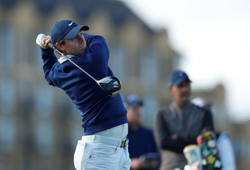 Confident McIlroy eyes return to world number one