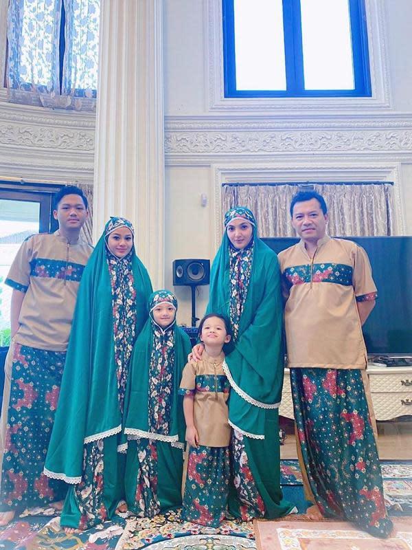 Keluarga Anang Ashanty (Instagram/ ashanty_ash)