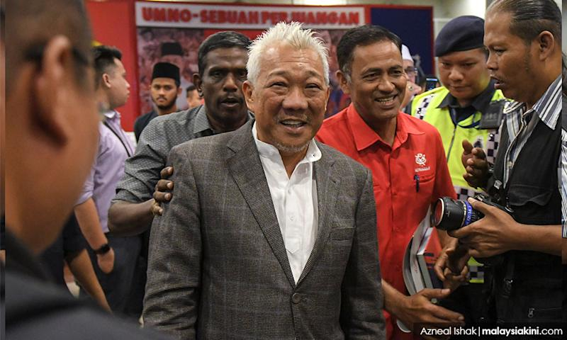 Bung denies Sabah Umno involved in attempted coup leading to state polls