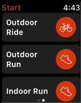 best fitness apps apple watch strava2