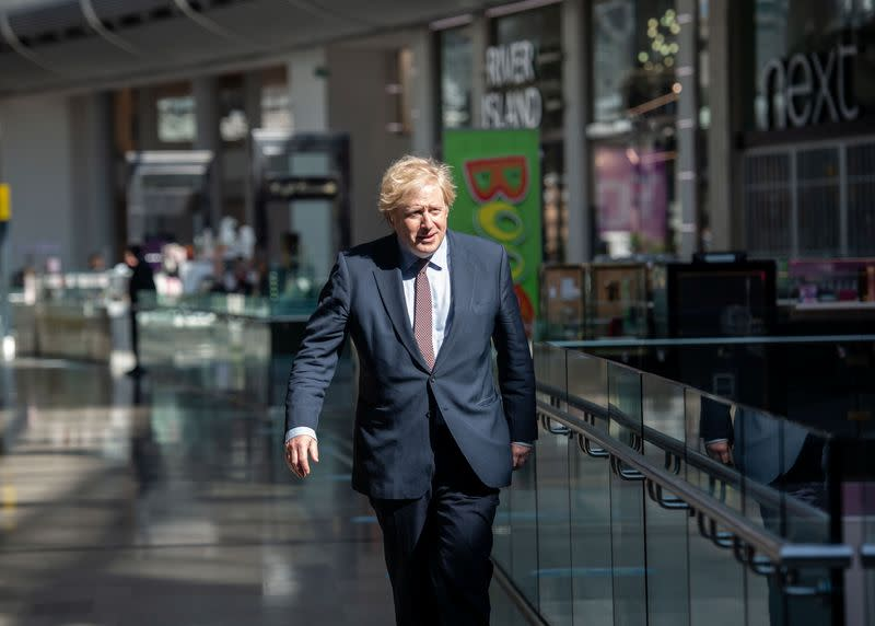 Calls for action, not words, as Johnson launches UK racism commission