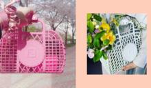 Fendi大熱人氣單品Fendi Basket登場!選用再生PVC 環保又時尚 !