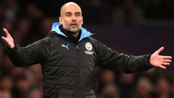 Pep Guardiola Sebutkan Syarat Jika Ingin Raih Gelar Premier League