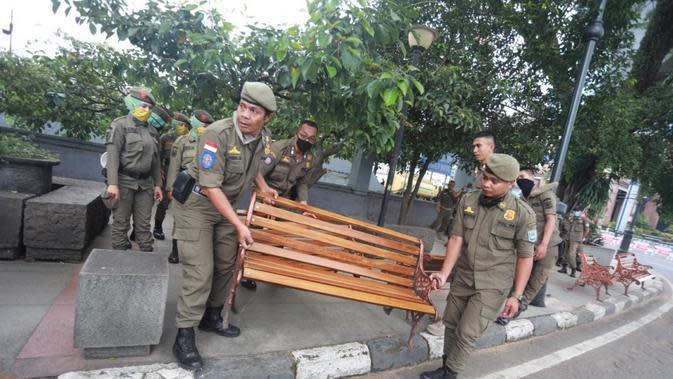 Pemkot Bandung Berencana Terapkan Mini Lockdown di 9 Kelurahan