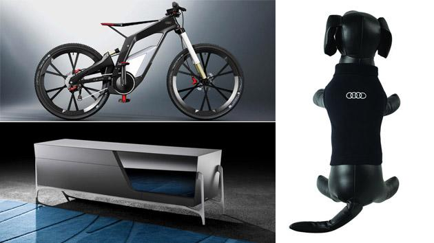 10 quirky products carmakers make (that aren't cars)