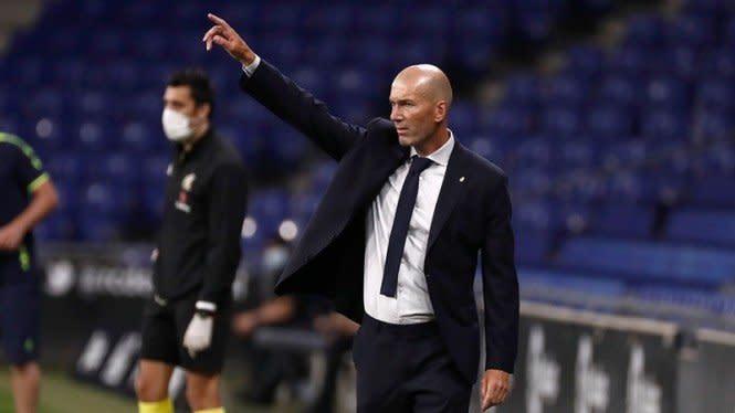 Tak Disangka, Sosok Ini Ternyata Kandidat Kuat Pengganti Zidane
