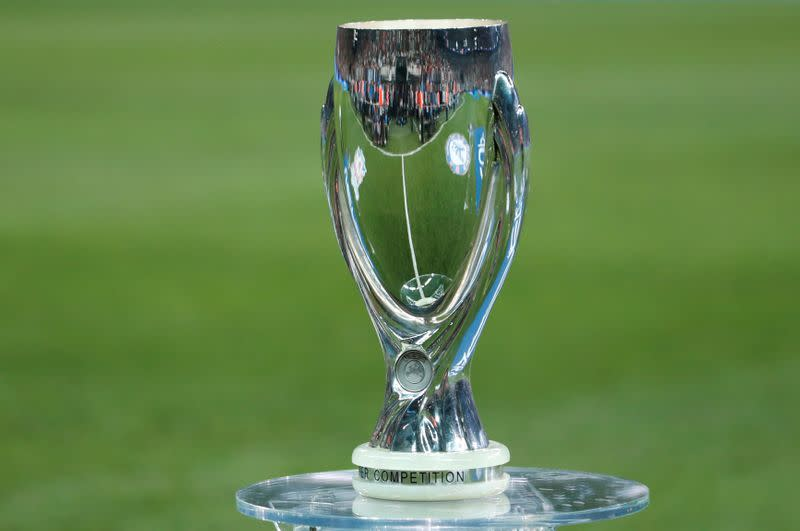 UEFA Super Cup interest will be focused away from the pitch