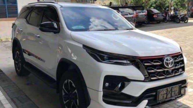 Tampang Baru, Bikin Toyota Pede Jualan 1.200 Unit Fortuner per Bulan