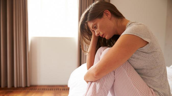Depresi, Turunkan Daya Tahan Tubuh dan Sebabkan Penyakit Ini (Monkey-Business-Images/Shutterstock)