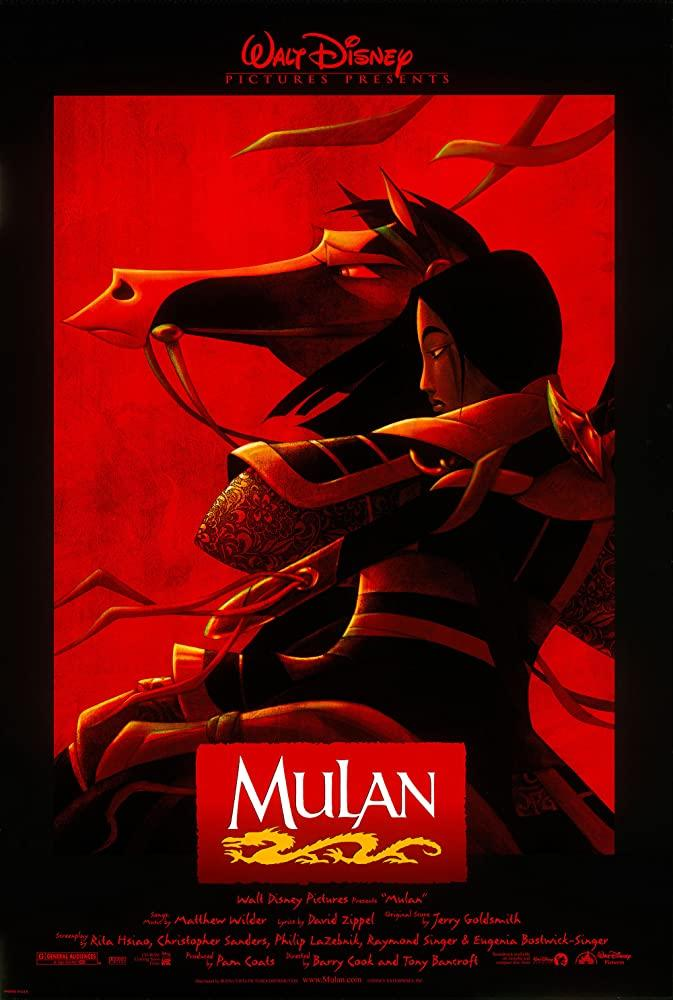 Mulan (1998). Image via IMDB.