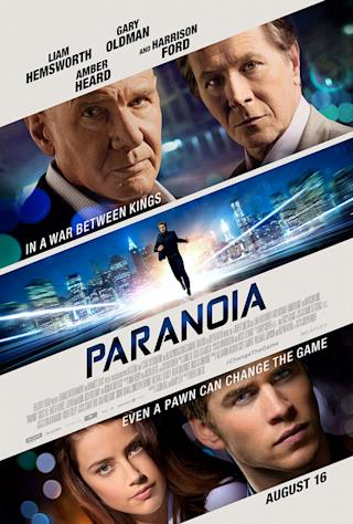 Wanna Win Airfare & Accommodations to the Hollywood Premiere of 'Paranoia'?