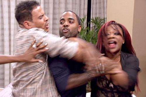'Real Housewives of Atlanta's' Pajama Party Punch-Up Earns Series' Highest Ratings (Video)