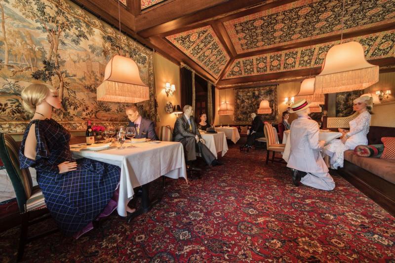 Photo credit: Courtesy the Inn at Little Washington