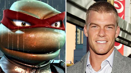 Cowabunga! 'Hunger Games' Tribute Alan Ritchson Joins 'Ninja Turtles'