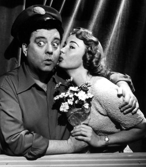 Ralph and Alice Kramden (The Honeymooners)