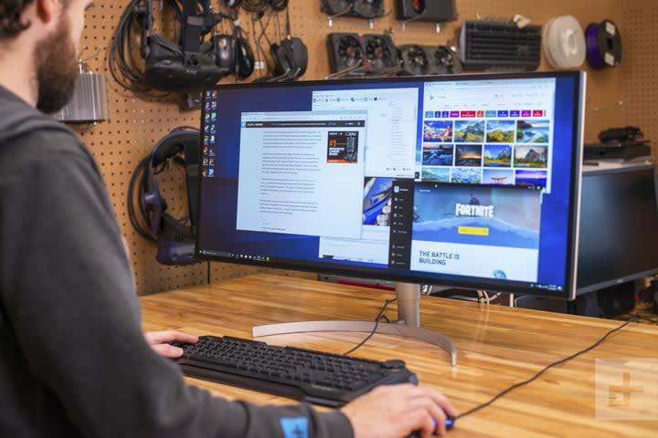 LG 34WK95U-W ultrawide monitor review