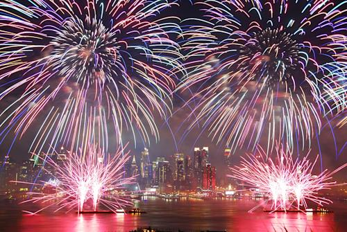 The best Fourth of July fireworks shows in 2013