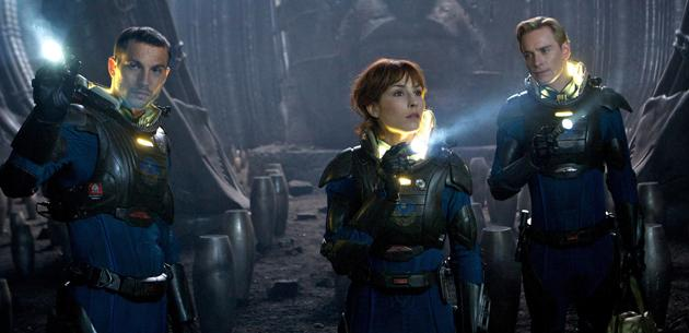 Adams on Reel Women: 'Prometheus' pregnant with horror