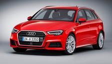 2017 Audi A3 Sportback(NEW)