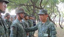 8軍團戮力基訓 爭取鑑測佳績