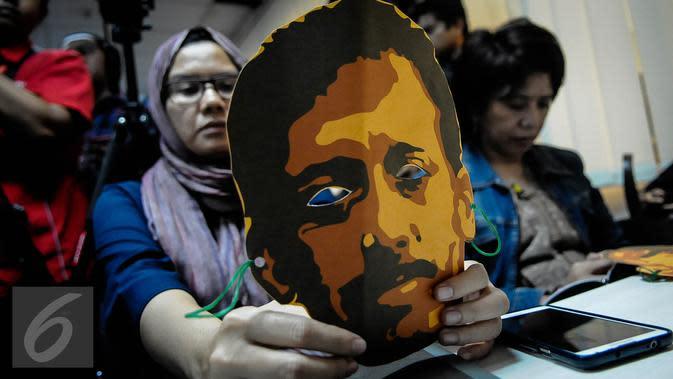 Para Aktivis Akan Serahkan Pendapat Hukum Kasus Munir ke Komnas HAM