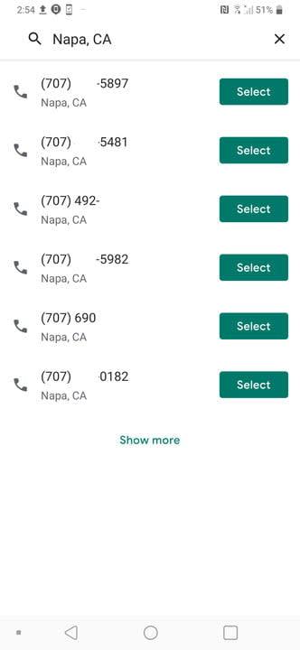 how to set up google voice newgva4