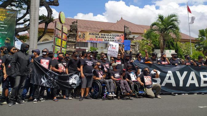 Alasan Covid-19, Polisi Bali Larang Aksi Demo Dukung Jerinx SID