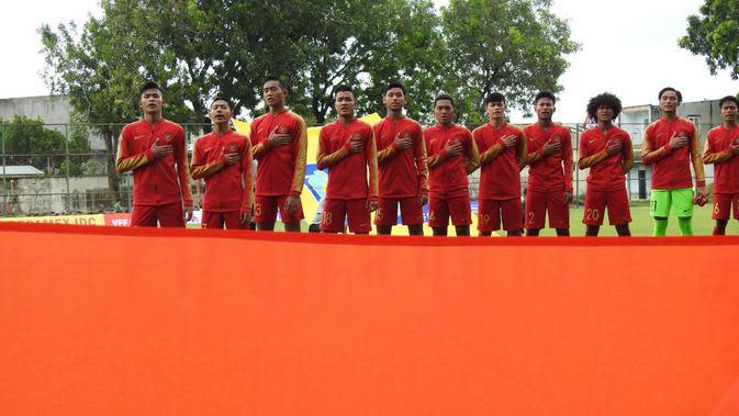 Timnas Indonesia U-18 Hadapi Myanmar di Perebutan Tempat Ketiga Piala AFF