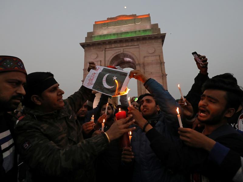 印巴邊境主權之爭 川普當起和事佬