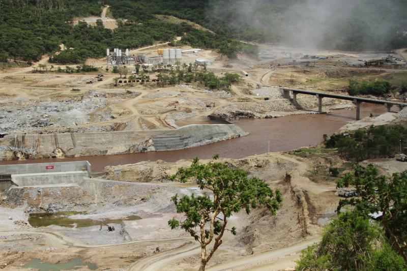 Tiga negara Afrika capai kesepakatan awal dalam sengketa bendungan Nil