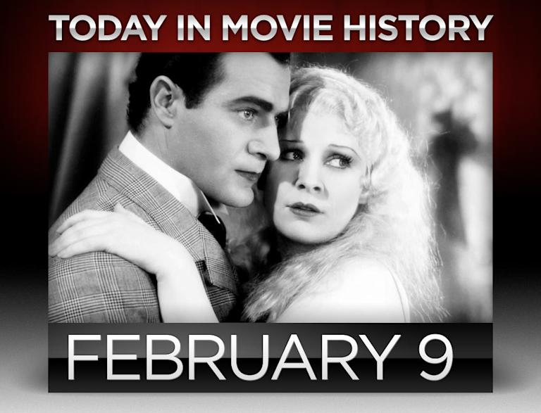 Today in Movie History, February 9