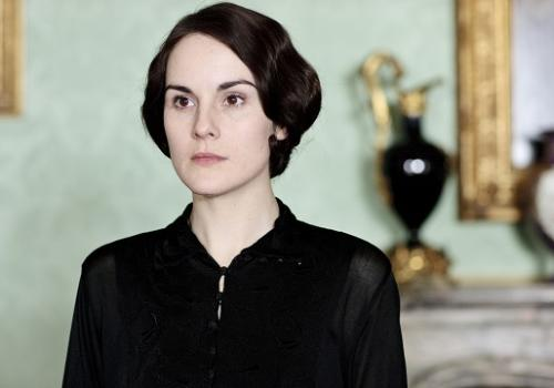 Downton Abbey's Michelle Dockery Talks Mary's Life Post-Matthew: New Friend, New Romance?