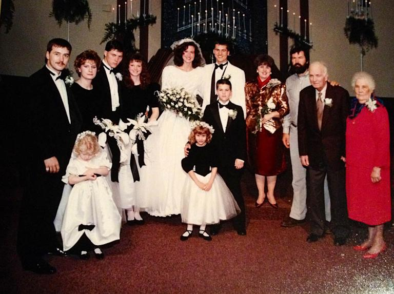 Willie and Korie wedding