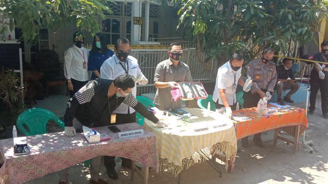 Jual Obat Penenang, Polisi Gerebek Klinik Kecantikan Ilegal di Banten