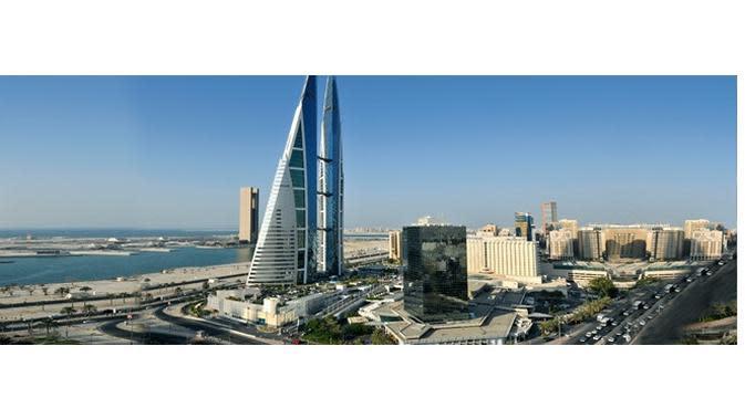 Bahrain World Trade Center (sumber: bahrainwtc)