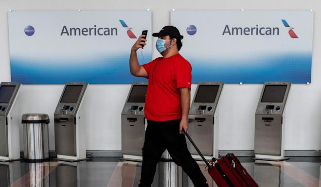 Travellers returning to flying after coronavirus lockdowns ease can expect a very different experience than before the pandemic hit. Photo: AFP