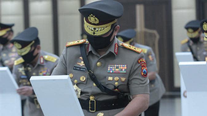 Kapolda Jatim Irjen Pol Dr Mohammad Fadil Imran SIK MSi (Foto: Liputan6.com/Dian Kurniawan)